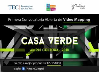 Primera Convocatoria Abierta de Video Mapping