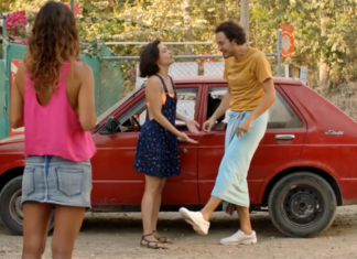 Frame de la película: Entonces Nosotros